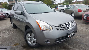2009 Nissan Rogue S - AWD SUV, Crossover - CERTIFIED & E-TESTED! Kitchener / Waterloo Kitchener Area image 7