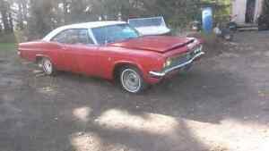 Solid 66 impala reduced