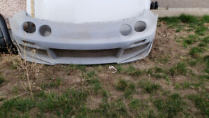 Acura Integra Wings West Bumper Ready to Paint
