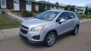 2015 Chevrolet Trax Loaded Only $10500 Call 780-919-5566