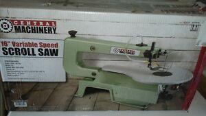 """16"""" Variable Speed Scroll Saw-STILL IN THE BOX"""