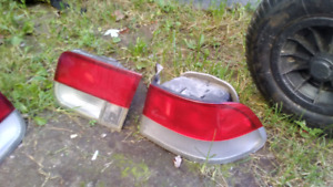 Tail lights from 99 Honda civic si