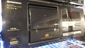 Pioneer PD-F505 25-Disc CD Compact Disc Player Changer no remote