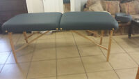 Portable Massage Table - Like new