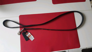 Brand new Harley Davidson leather leash