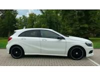 Mercedes-Benz A-CLASS A220 CDI AMG Night Edition Aut Auto Hatchback Diesel Autom