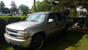 2003 Chevy suburban
