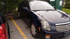 2005 Cadillac CTS winter tires heated seats certified