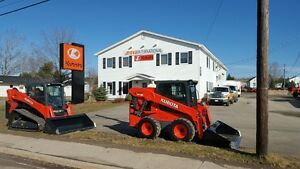ALL New Kubota Skid steer