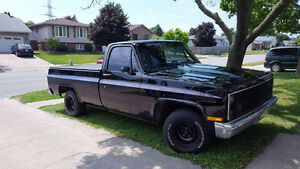 1981 square body Chevy pickup