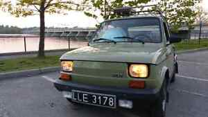 Fiat 126 Tiny car for trade!! :) not fiat 500 or mini cooper