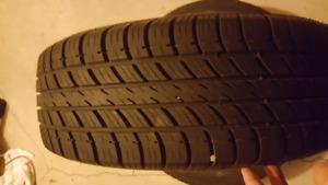 195/65/15 Tire - Uniroyal TigerPaw Touring