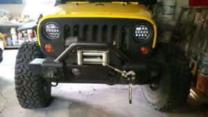 Customized 09 Jeep Wrangler  RUBICON /TANK