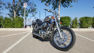 2009 Suzuki Boulevard (intruder) S83 1400 for sale! MINT