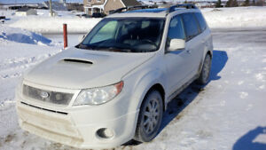 Forester XT Limited 2009 Poutine STi