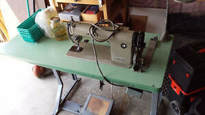 JUKI Industrial leather sewing machine