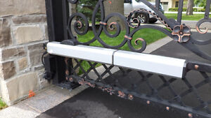 Swing and Sliding Gate Automation and Access Control