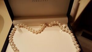 Beautiful Pearl Necklace - Never worn