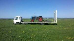 TRANSPORTING, TRACTORS, TRUCKS, COMBINES, MACHINERY, ETC Gawler Gawler Area Preview