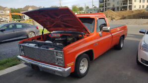 Pick up GMC K1500 1981