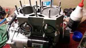 Kawasaki sxr Group K 850 Engine New