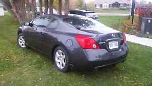 Nissan Altima 2.5s Coupe