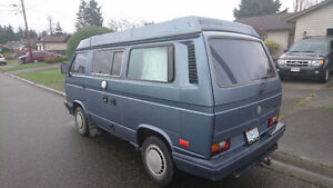 Reduced - 1989 VW Westfalia Camper - Located in Campbell River Campbell River Comox Valley Area image 2