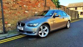 2010 BMW 320D 2.0 SE Highline Coupe Grey Private Reg Included