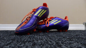 Adidas F50 Outdoor Soccer Cleats   Purple