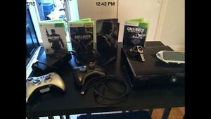 Xbox 360 and call of duty games