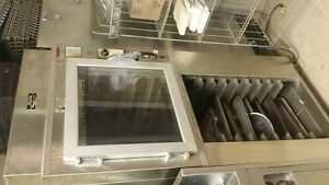 commercial oven and proofer