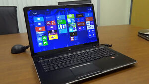 HP Envy dv7 , barely used, 10/10 condition. i7 core.