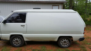 1988 Toyota Van (cargo) *Trade or sell*