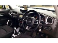 2015 Jeep Renegade 1.6 Multijet Longitude 5dr Manual Diesel Hatchback