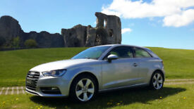 2015 '15' AUDI A3 1.6TDi DIESEL 110 SPORT WITH COMFORT PACK. ONLY 25000 MILES.