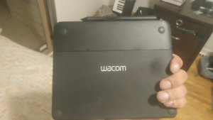 Wacom Intuos Art Pen and TouchTablet