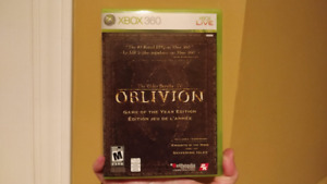 Oblivion: Game of the Year Edition - Xbox 360