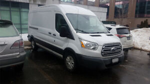 2017 Ford Transit 250 Lease Takeover (cargo van)