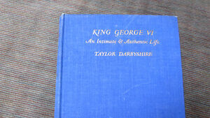 King George VI book