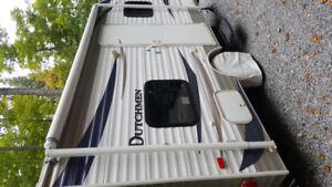 2013 Dutchman  travel trailer 8,000 obo