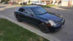 2004 Infinity G35X for sale