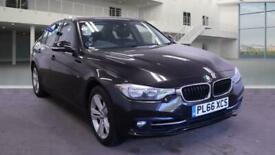 image for 2017 BMW 3 Series 1.5 318i Sport Auto (s/s) 4dr Saloon Petrol Automatic