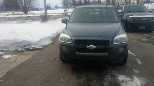 2005 Chevrolet Uplander (Valid Etest)