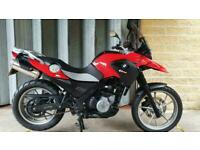 BMW G650GS, 2011, 30,922 Miles, Excellent Condition, 3 Owners