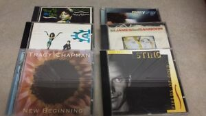 27 Jazz/Classical CD's