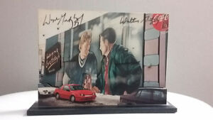 """One of a Kind  """"Signed Gretzky""""  must have"""