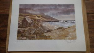 RAY BUTLER LIMITED EDITION PRINT