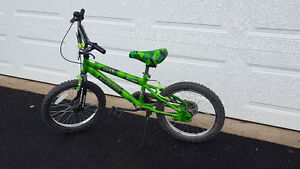 "Like New 18"" BMX Bike"