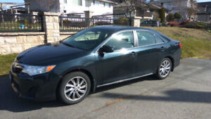 2014 Toyota Camry LE for sale!