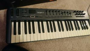 M-AUDIO  USB MIDI Controller (OXYGEN 49 KEY)